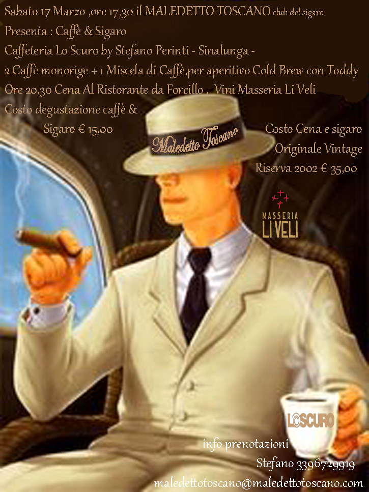 sigaro-caffe