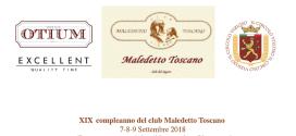 XIX Compleanno del Club Maledetto Toscano | 7-8-9 Settembre 2018